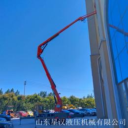 20米折臂升降机 登高车 提升机 升降车 升降平台