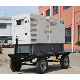 拖拉式250千瓦柴油发电机价格