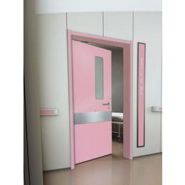 公司直销医院科室洁净钢质门子母套装门