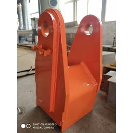 定制DH220挖掘机大臂前叉   产品接受客户定制