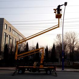 自行式升降车 多角度高空作业平台报价