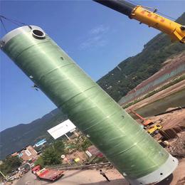 四川一体化泵站选型参数  贝恒机电一体化污水处理