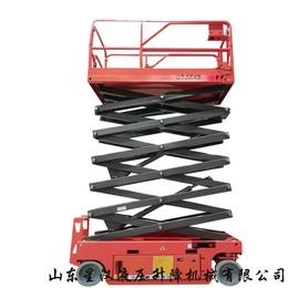 全自行走升降机 液压升降平台 举升机 升降车