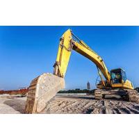 挖掘机是怎么按照大小、吨位分类的?