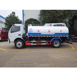 养殖厂拉5吨5立方粪污运输车+环保粪污转运车
