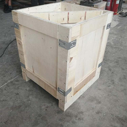 山东青岛胶南胶合板木箱厂家定做 性能良好价格便宜胶合板木箱