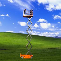 全自行升降机 电动举升机 高空作业车 升降车 升降台缩略图