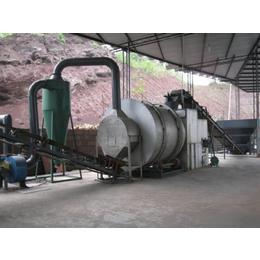 拉萨煤泥烘干机-金茂机械生产现场-煤泥烘干机价格