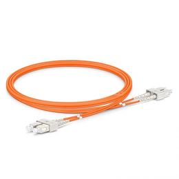 信联光纤跳线SC-SC多模双工光纤跳线