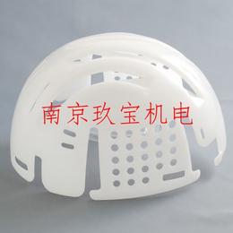 日本进口MIDORI绿安全安全帽内胆INC100