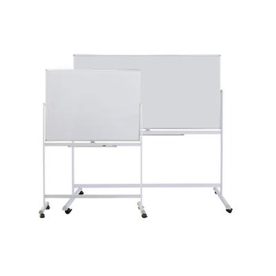 铝合金翻转双面树脂烤漆白板