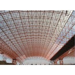 网架屋面 网架施工 钢结构厂缩略图
