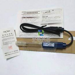 日本DKK-TOA东亚电波GST-2739C酸碱度PH探头