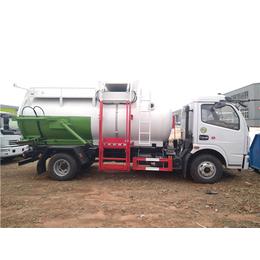 亚博平台网站6立方餐厨垃圾车运输泔水餐余垃圾专用车
