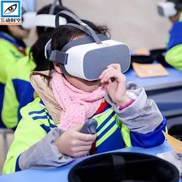 炫境ZHVJ多人联机学校培训中心教育机构用新型VR智慧教室