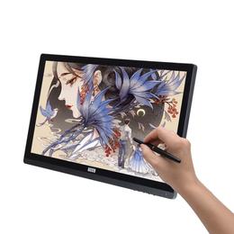 供应在线文档编辑教学22寸电磁式高清电脑手绘屏