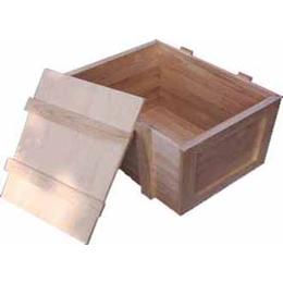 济南出口包装箱长清免熏蒸包装箱热处理熏蒸木箱