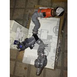 奔驰GL350废气管通风管机油废气阀排气压力PVC阀