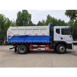 清运粪污粪便车-容积10方禽畜粪便粪污运输车价格