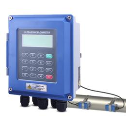 供应青岛志宗进口谱斯勒PSL580F高精度超声波流量计