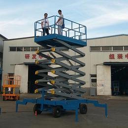 18米全自行升降机 18米升降平台 高空维修升降车现货供应