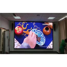 南京LED显示屏-户外LED显示屏-强彩光电公司(****商家)