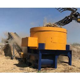 黑龙江秸秆粉碎机-合肥鸿强  量大从优-秸秆粉碎机多少钱一台