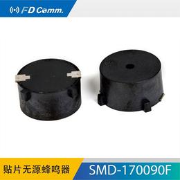 福鼎FD 厂家 压电无源贴片式蜂鸣器170090F 9V