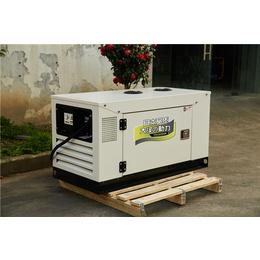15千瓦车载柴油发电机组尺寸