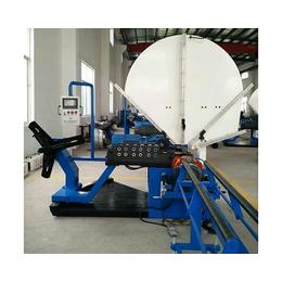 螺旋风管机- 南桥重工平安国际乐园设备-全自动螺旋风管机