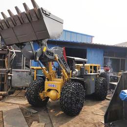 露天矿山用大型946装载机 选装轮胎保护链井下装载机