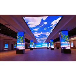 彩色室内led显示屏-led显示屏-强彩光电「值得信赖」缩略图