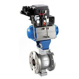 VQ647H-16P VQ647Y-16P气动V型调节球阀