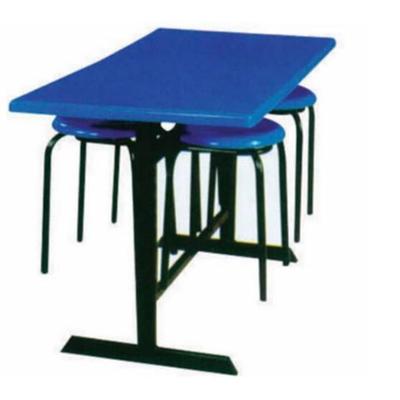 4位多层板移动凳