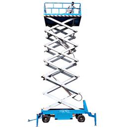 18米全自行升降机 液压升降平台 高空作业平台 举升机升降台