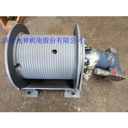 提升液压卷扬机广西液压卷扬机拉木头3吨液压绞车济宁生产厂家