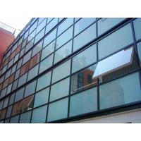 建筑玻璃幕墙施工作业工序