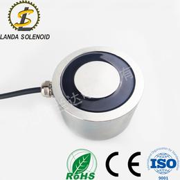兰达亚博平台网站消磁电磁铁XH8050 电压24V自动化