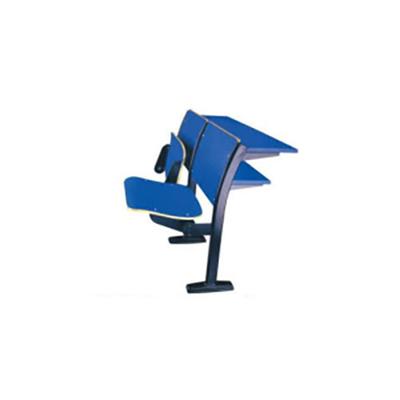 弹簧回复防火板连排椅