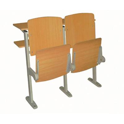固定翻转多层板阶梯排椅