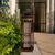 红铜草坪灯方形落地灯电镀拉丝景观灯大理石庭院灯0.8m矮路灯缩略图3