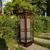 红铜草坪灯方形落地灯电镀拉丝景观灯大理石庭院灯0.8m矮路灯缩略图4