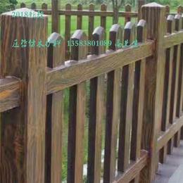 泰安压哲仿木栏杆(在线咨询)-仿木栏杆-水泥仿木栏杆模具