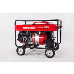 电启动190A汽油发电电焊机价格