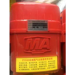 供应ZYX-60压缩氧自救器