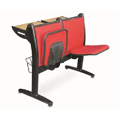 自动静音翻转布艺软座椅