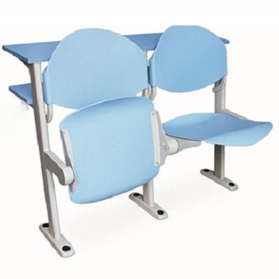 自动静音翻转塑料阶梯排椅