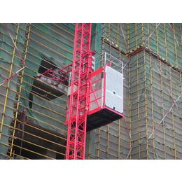 建筑设备  施工升降机