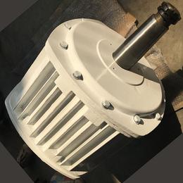 10kw水轮发电机 三相永磁发电机 改轴加底座 生产厂家批发