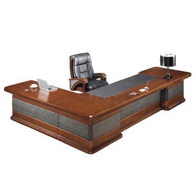 实木办公桌椅